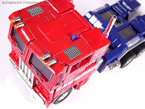 Transformers Masterpiece Optimus Prime (MP-01) (Convoy (MP-01)) (Image #31 of 109)