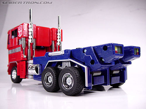 Transformers Masterpiece Optimus Prime (MP-01) (Convoy (MP-01)) (Image #32 of 109)