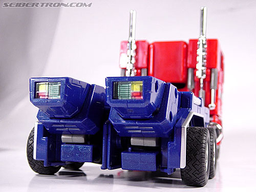 Transformers Masterpiece Optimus Prime (MP-01) (Convoy (MP-01)) (Image #33 of 109)