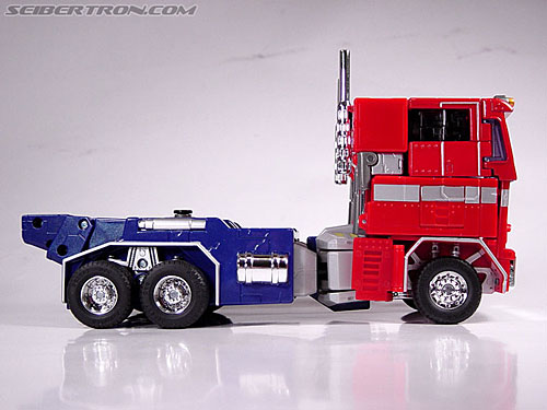 Transformers Masterpiece Optimus Prime (MP-01) (Convoy (MP-01)) (Image #35 of 109)