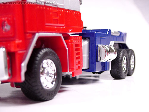 Transformers Masterpiece Optimus Prime (MP-01) (Convoy (MP-01)) (Image #41 of 109)