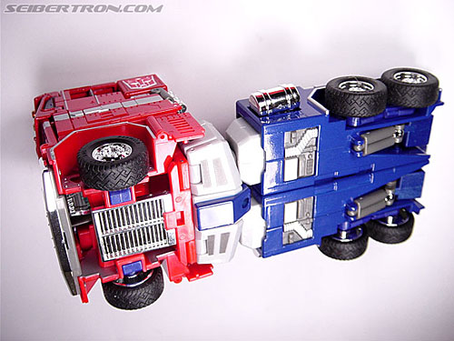 Transformers Masterpiece Optimus Prime (MP-01) (Convoy (MP-01)) (Image #43 of 109)