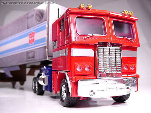 Transformers Masterpiece Optimus Prime (MP-01) (Convoy (MP-01)) (Image #44 of 109)