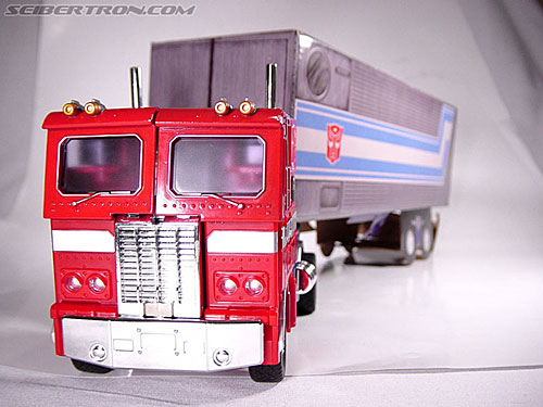 Transformers Masterpiece Optimus Prime (MP-01) (Convoy (MP-01)) (Image #46 of 109)
