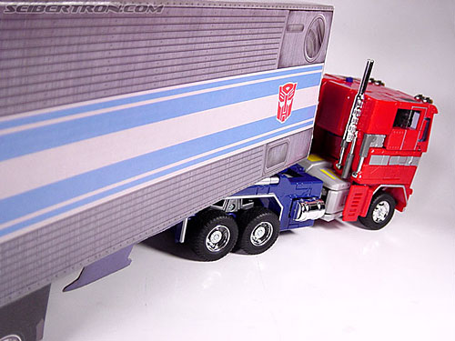 Transformers Masterpiece Optimus Prime (MP-01) (Convoy (MP-01)) (Image #48 of 109)