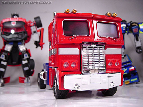 Transformers Masterpiece Optimus Prime (MP-01) (Convoy (MP-01)) (Image #51 of 109)