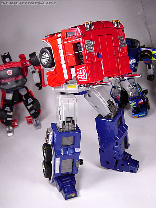 Transformers Masterpiece Optimus Prime (MP-01) (Convoy (MP-01)) (Image #52 of 109)