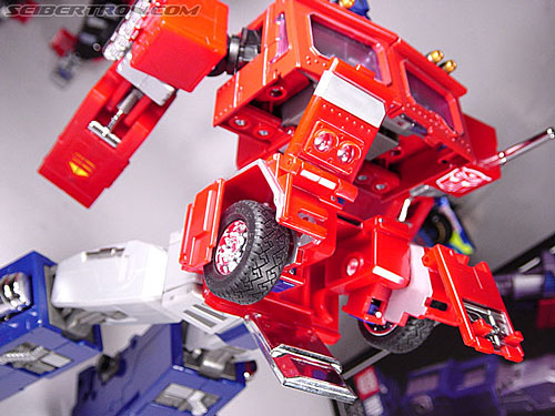 Transformers Masterpiece Optimus Prime (MP-01) (Convoy (MP-01)) (Image #53 of 109)