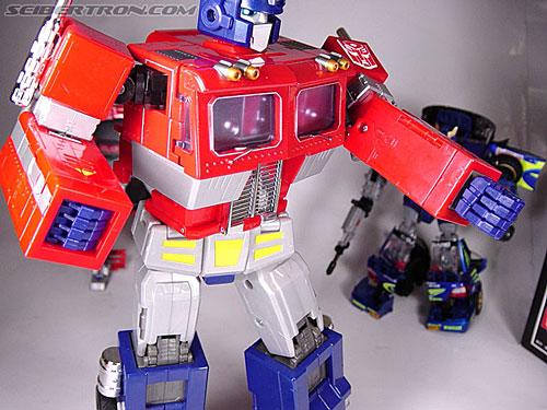 Transformers Masterpiece Optimus Prime (MP-01) (Convoy (MP-01)) (Image #54 of 109)