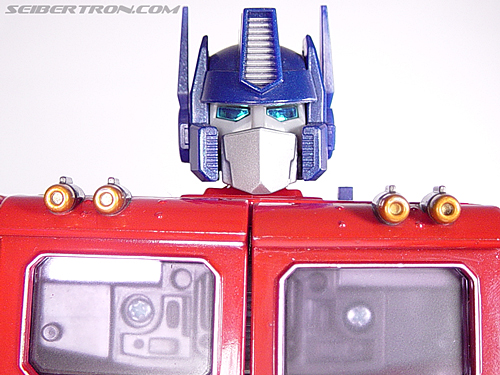 Transformers Masterpiece Optimus Prime (MP-01) (Convoy (MP-01)) (Image #55 of 109)