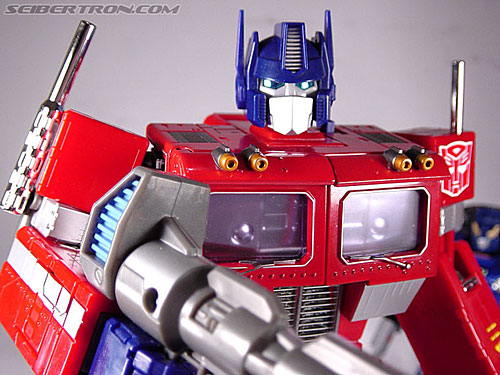 Transformers Masterpiece Optimus Prime (MP-01) (Convoy (MP-01)) (Image #57 of 109)
