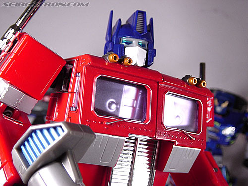 Transformers Masterpiece Optimus Prime (MP-01) (Convoy (MP-01)) (Image #58 of 109)