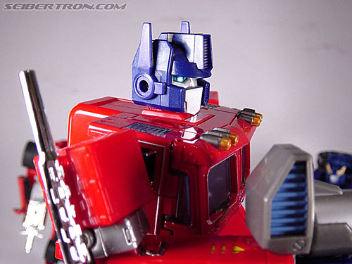 Transformers Masterpiece Optimus Prime (MP-01) (Convoy (MP-01)) (Image #59 of 109)