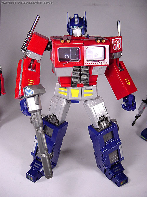 Transformers Masterpiece Optimus Prime (MP-01) (Convoy (MP-01)) (Image #60 of 109)