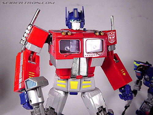 Transformers Masterpiece Optimus Prime (MP-01) (Convoy (MP-01)) (Image #61 of 109)