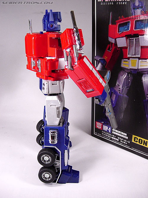 Transformers Masterpiece Optimus Prime (MP-01) (Convoy (MP-01)) (Image #62 of 109)