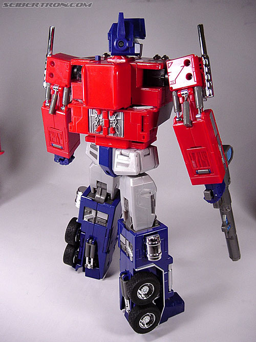 Transformers Masterpiece Optimus Prime (MP-01) (Convoy (MP-01)) (Image #63 of 109)