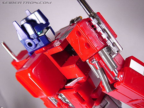 Transformers Masterpiece Optimus Prime (MP-01) (Convoy (MP-01)) (Image #64 of 109)
