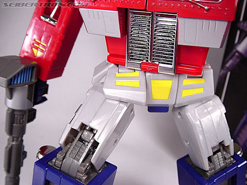 Transformers Masterpiece Optimus Prime (MP-01) (Convoy (MP-01)) (Image #66 of 109)