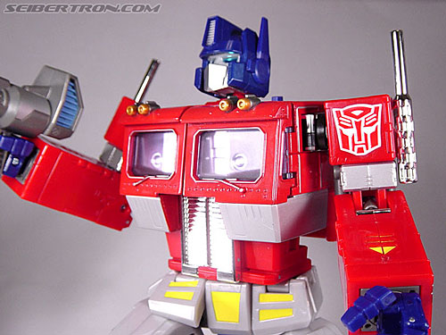 Transformers Masterpiece Optimus Prime (MP-01) (Convoy (MP-01)) (Image #67 of 109)
