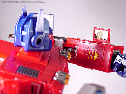 Transformers Masterpiece Optimus Prime (MP-01) (Convoy (MP-01)) (Image #69 of 109)