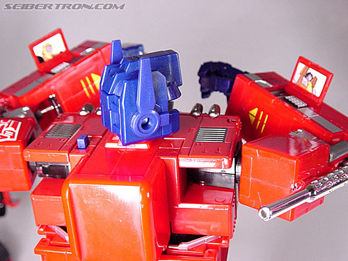 Transformers Masterpiece Optimus Prime (MP-01) (Convoy (MP-01)) (Image #70 of 109)