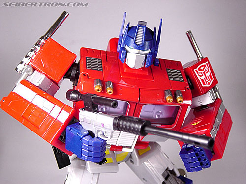 Transformers Masterpiece Optimus Prime (MP-01) (Convoy (MP-01)) (Image #71 of 109)