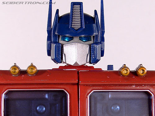 Transformers Masterpiece Convoy (MP-04) gallery