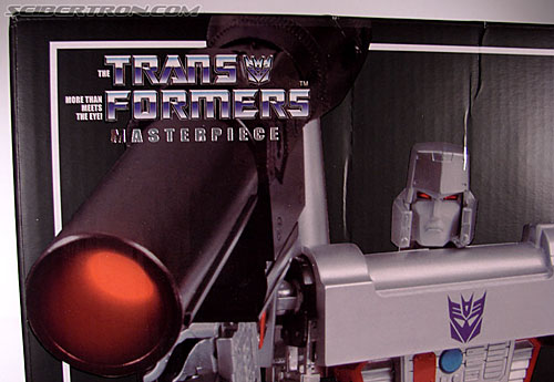 Transformers Masterpiece Megatron (MP-05) (Image #3 of 296)