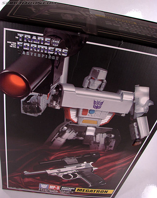 Transformers Masterpiece Megatron (MP-05) (Image #4 of 296)