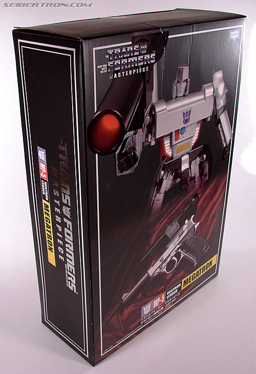 Transformers Masterpiece Megatron (MP-05) (Image #6 of 296)