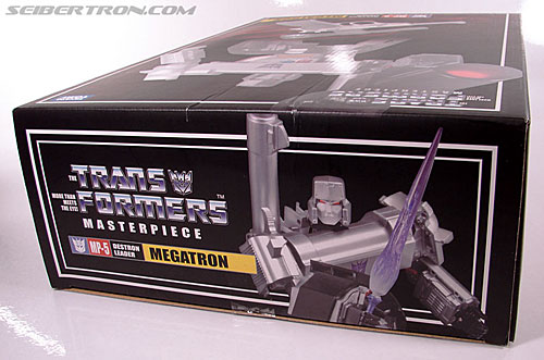 Transformers Masterpiece Megatron (MP-05) (Image #19 of 296)
