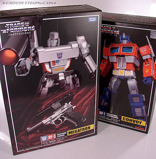 Transformers Masterpiece Megatron (MP-05) (Image #24 of 296)