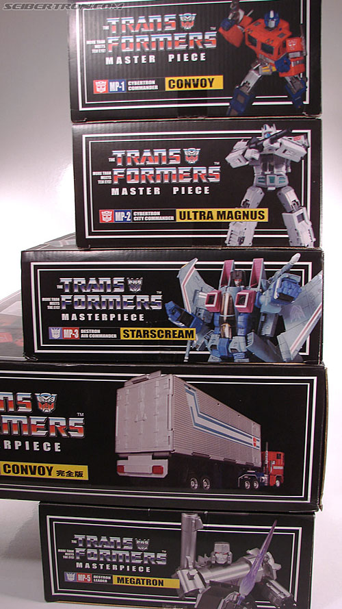 Transformers Masterpiece Megatron (MP-05) (Image #27 of 296)