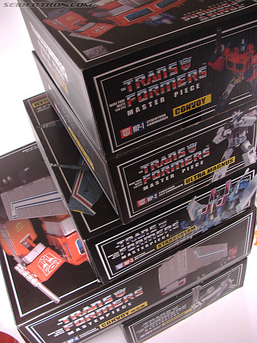 Transformers Masterpiece Megatron (MP-05) (Image #28 of 296)