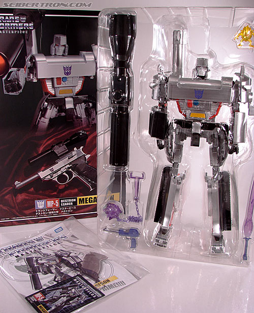 Transformers Masterpiece Megatron (MP-05) (Image #29 of 296)