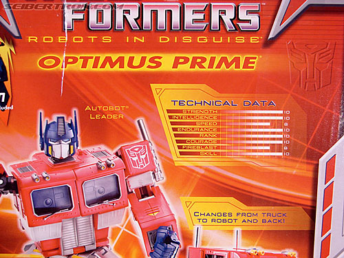 Transformers Masterpiece Optimus Prime (20th Anniversary DVD) (Image #12 of 183)