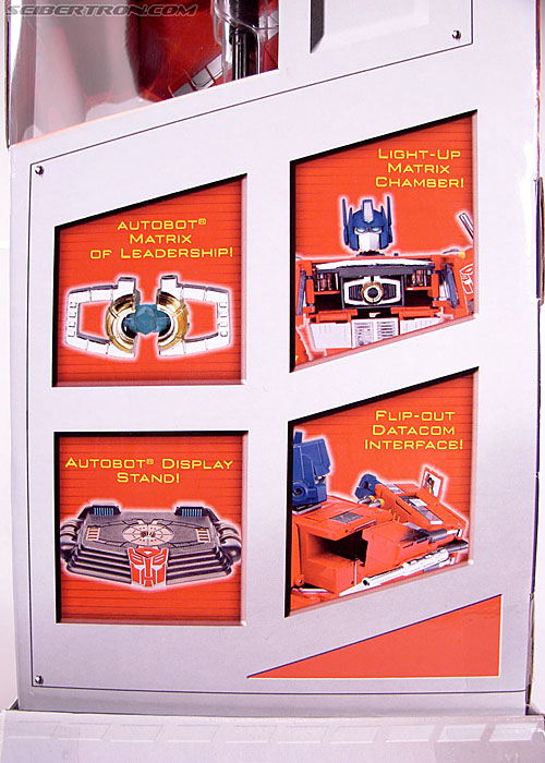 Transformers Masterpiece Optimus Prime (20th Anniversary DVD) (Image #17 of 183)