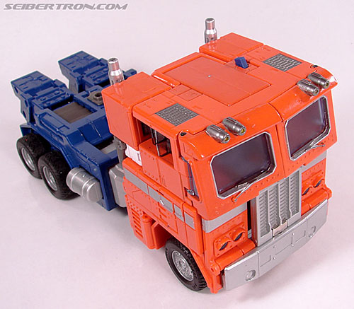 Transformers Masterpiece Optimus Prime (20th Anniversary DVD) (Image #32 of 183)
