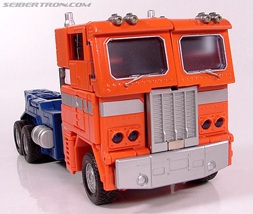 Transformers Masterpiece Optimus Prime (20th Anniversary DVD) (Image #33 of 183)
