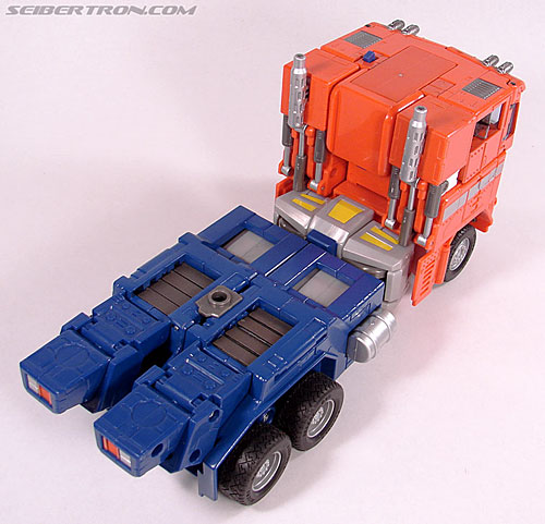 Transformers Masterpiece Optimus Prime (20th Anniversary DVD) (Image #35 of 183)