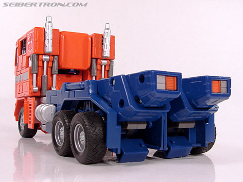Transformers Masterpiece Optimus Prime (20th Anniversary DVD) (Image #39 of 183)