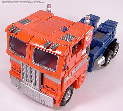 Transformers Masterpiece Optimus Prime (20th Anniversary DVD) (Image #44 of 183)