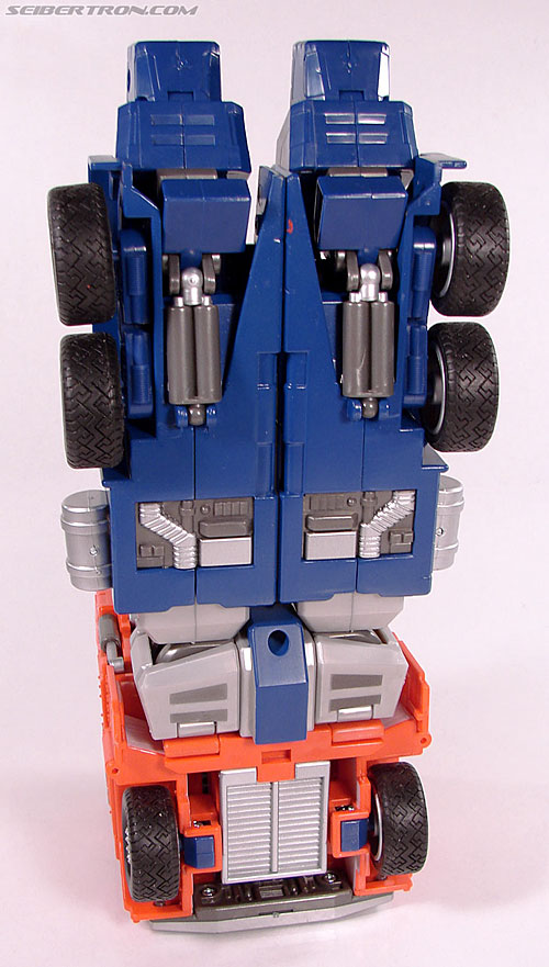 Transformers Masterpiece Optimus Prime (20th Anniversary DVD) (Image #49 of 183)
