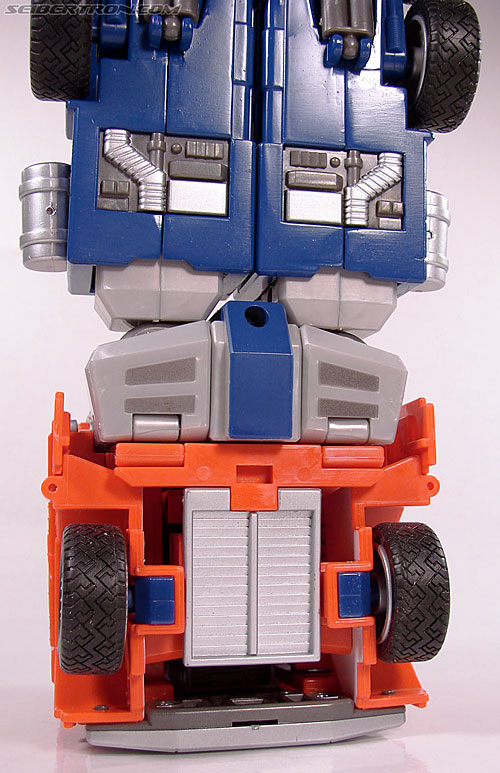 Transformers Masterpiece Optimus Prime (20th Anniversary DVD) (Image #50 of 183)