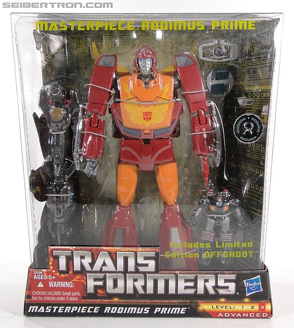 Transformers Masterpiece Rodimus Prime (Rodimus Convoy) (Image #1 of 303)
