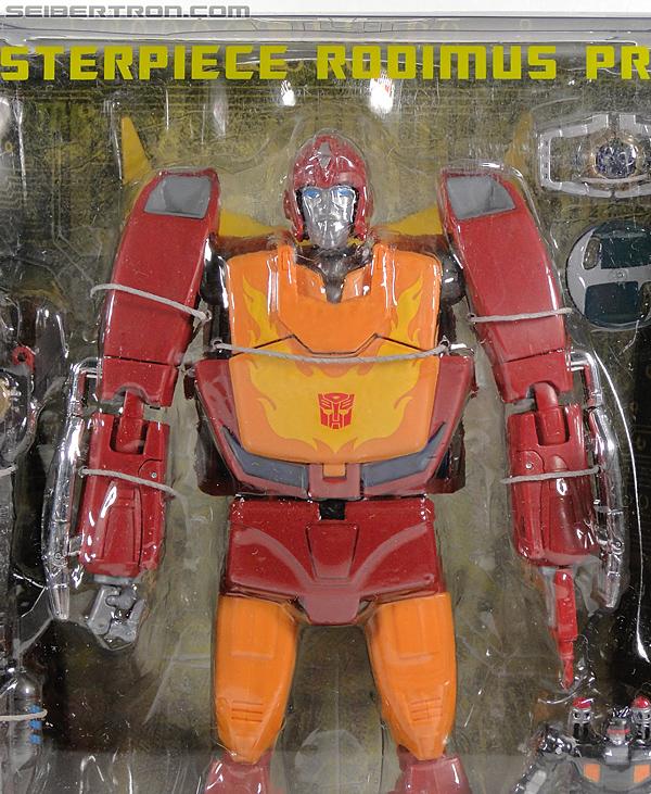 Transformers Masterpiece Rodimus Prime (Rodimus Convoy) (Image #2 of 303)