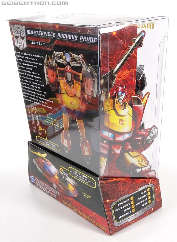 Transformers Masterpiece Rodimus Prime (Rodimus Convoy) (Image #10 of 303)