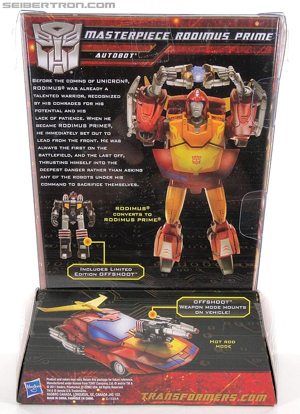 Transformers Masterpiece Rodimus Prime (Rodimus Convoy) (Image #11 of 303)