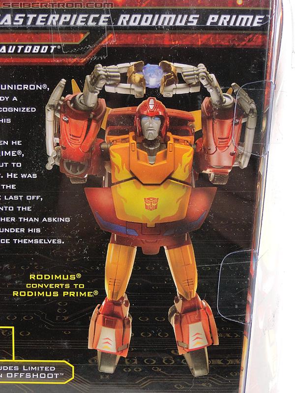 Transformers Masterpiece Rodimus Prime (Rodimus Convoy) (Image #12 of 303)